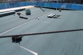 屋根防水のチェック